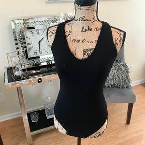 BeBe V-neck Bodysuit